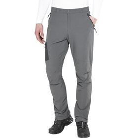 Columbia Triple Canyon Pantalones Hombre, grill/black